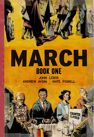 March: Book One (2014) and March: Book 