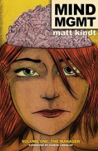 Mind MGMT Volume 1: The Manager by Matt Kindt (2013)