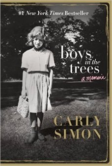The Boys in the Trees by Carly Simon (2015)