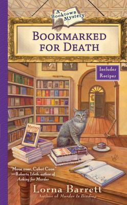 Bookmarked for Death by Lorna Barrett (2009)