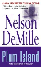 Plum Island by Nelson DeMille (1997)