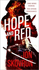 Hope and Red by Jon Skovron (2016)