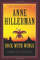 Rock with Wings by Anne Hillerman (2015)