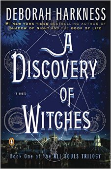 A Discovery of Witches by Deborah Harkness (2011)