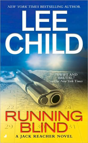Running Blind by Lee Child (2000)