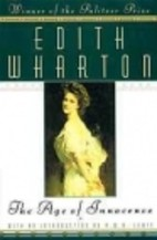 The Age of Innocence by Edith Wharton (1920)